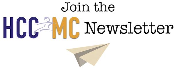 Join HCCMC Newsletter